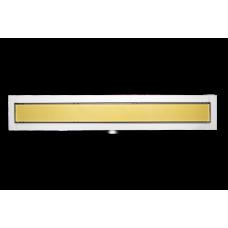 Arany edzett üveg fedőrács