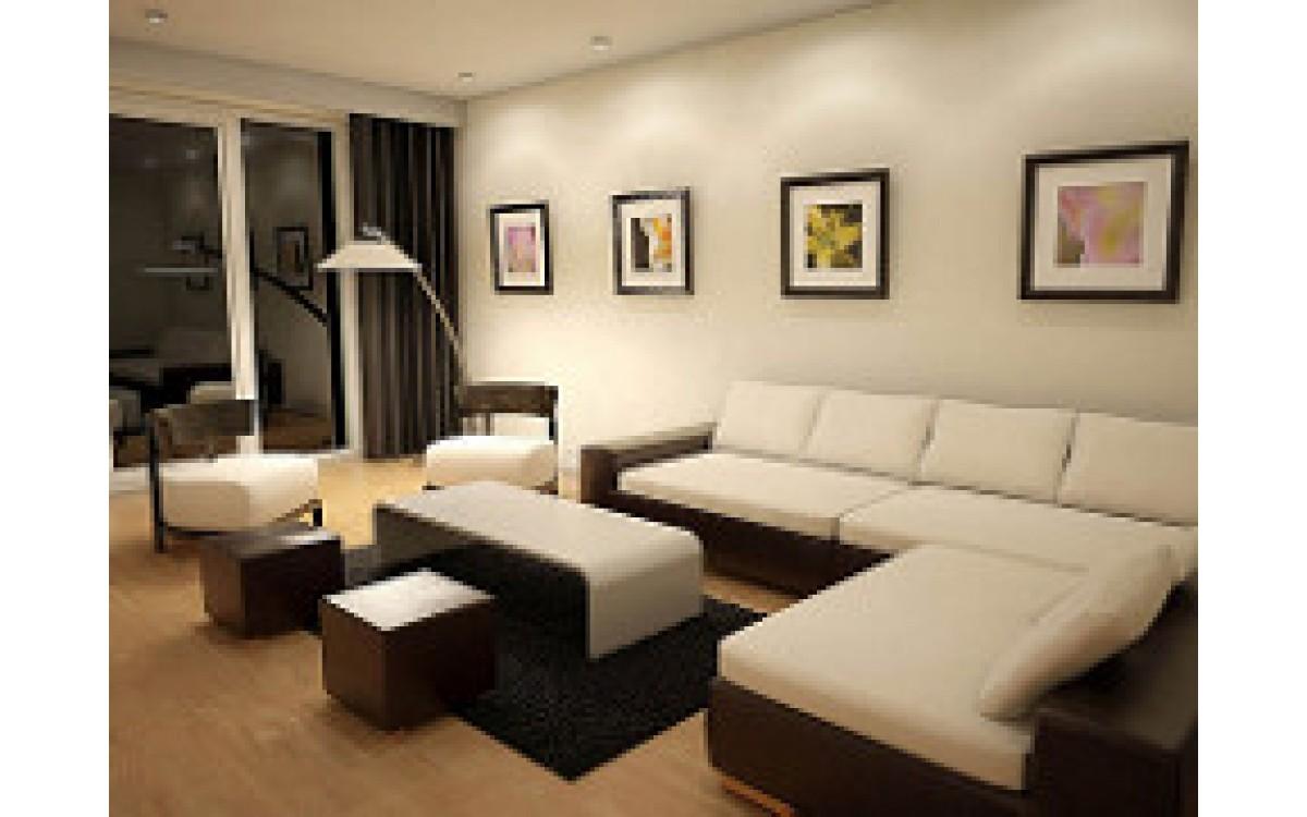 A lakberendezési illetve a lakásdekorációs szolgáltatás.